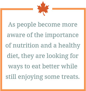 maple nutrition